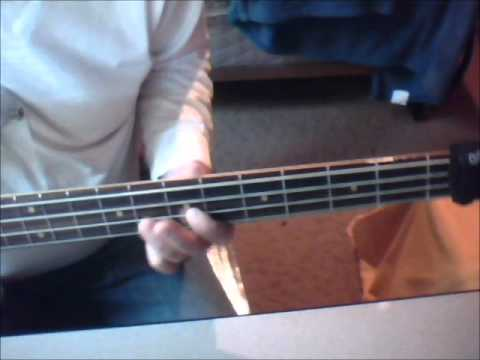 I\'d Rather Go Blind (Bass Cover) - YouTube