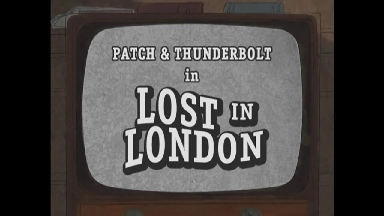 Download 101 Dalmatians II: Patch's London Adventure - Set Top Game - Lost In London