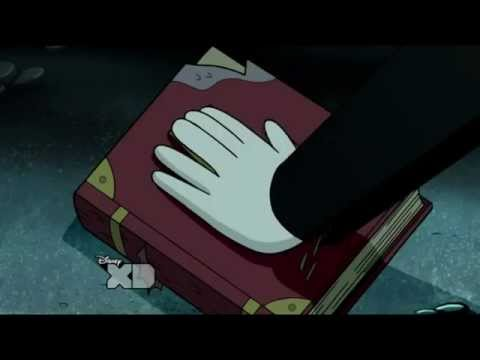 Gravity Falls : The Author