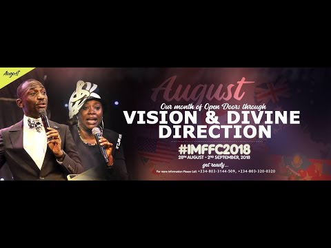 SPECIAL HEALING AND DELIVERANCE SERVICE. 21/08/18