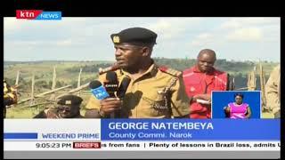 Death in Maasai Mau Forest as communities clash