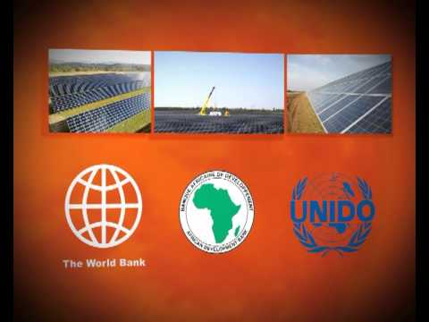 Pan Africa Solar - corporate video