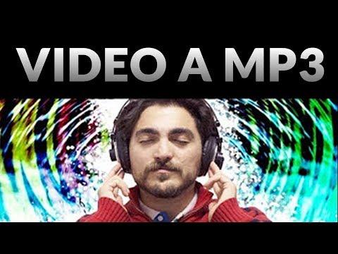 Cómo Convertir un Vídeo a Mp3 GRATIS Y FÁCIL