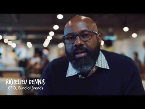 SheaMoisture's Founder & CEO, Richelieu Dennis, talks ...