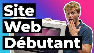 Comment créer un Site Web Professionnel en 1H (WordPress TUTO)