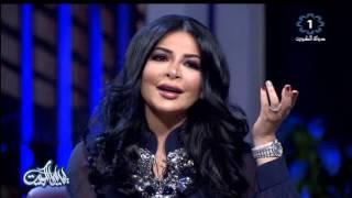 لقاء مع لمياء طارق في برنامج ليالي الكويت - اللقاء كاملة 14/3/2017