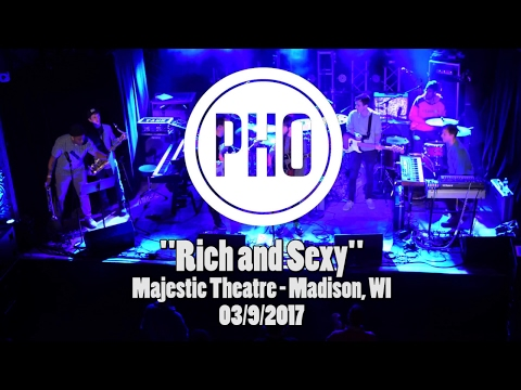PHO - Rich and Sexy - Majestic Theatre - Madison, WI - 3/9/2017