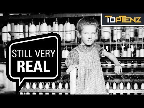 10 Horrific Facts About Child Labor