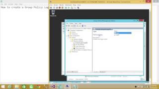 22-Microsoft-Dynamics - Erstellen Sie eine Group Policy Logon-Skript für die Dynamics AX-client-installation