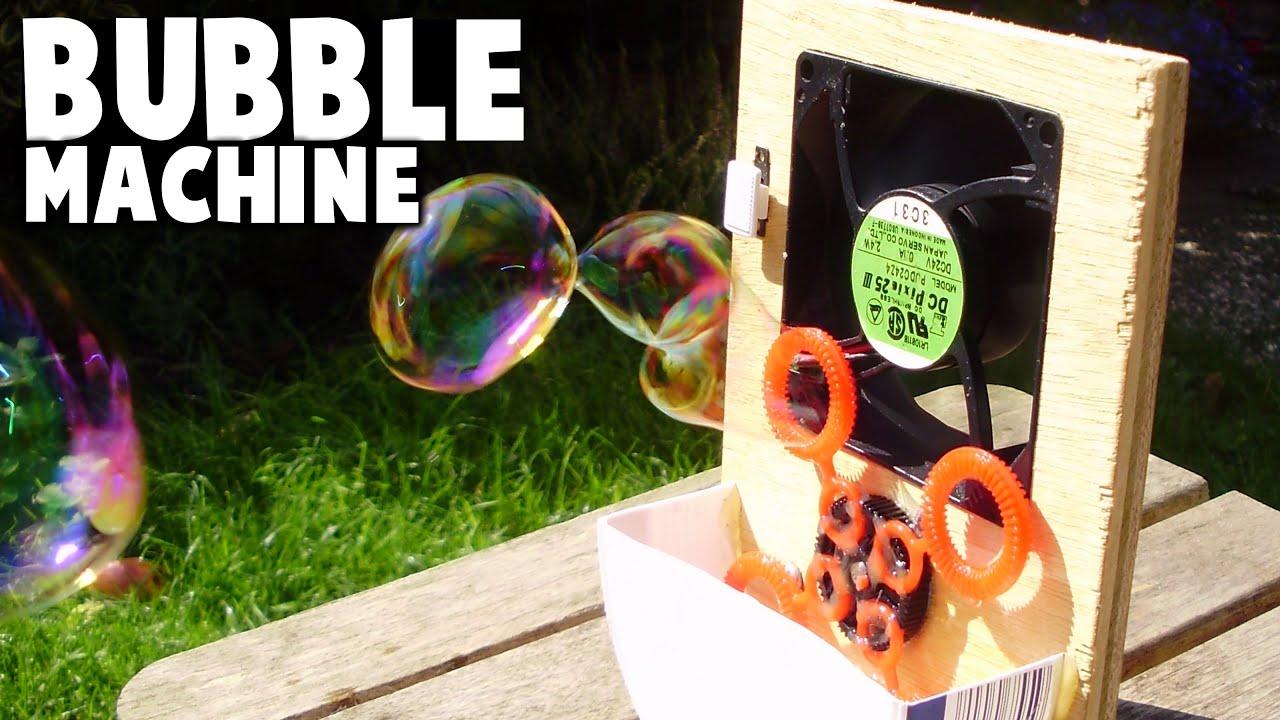 Buuble Machine