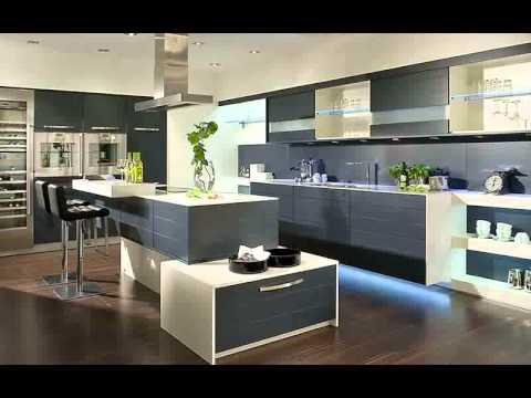 Interior Design Of A Modern Kitchen 2015