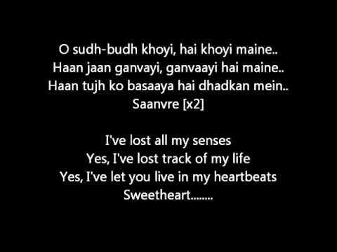 Tose naina from Mickey Virus lyrics with translation