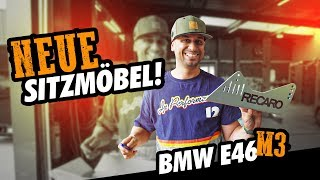 JP Performance - Neue Sitzmöbel! | BMW E46 M3