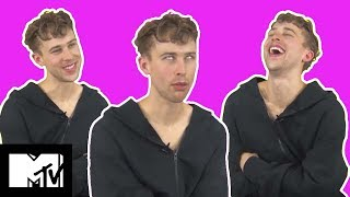 13 Reasons Why Star Tommy Dorfman Goes Speed Dating! | MTV Movies