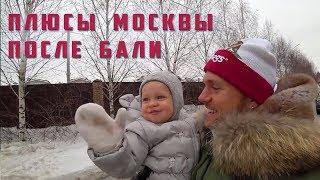 Соколовский влог: Будни после Бали/Мия и дед/Тренировка дома