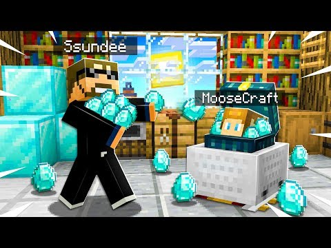 10-ways-to-steal-ssundee's-diamonds-in-minecraft!