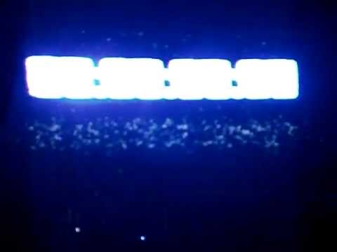Justin Bieber Concert opening - Sao Paulo, Brazil - October 08th 2011