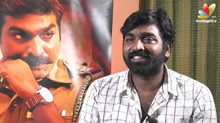 Vijay Sethupathi Interview : We Are Nothing Compared to