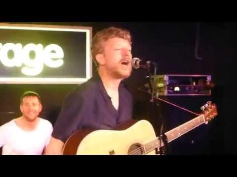 CAST - Live The Dream @ The Garage Aberdeen [24-Oct-15]