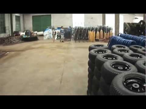 Dunn Global In the Factory: Wheel Barrows