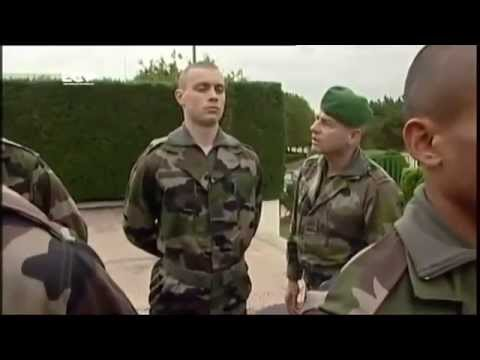 Foreign Legion documentary   'Je serai légionnaire' – english subs
