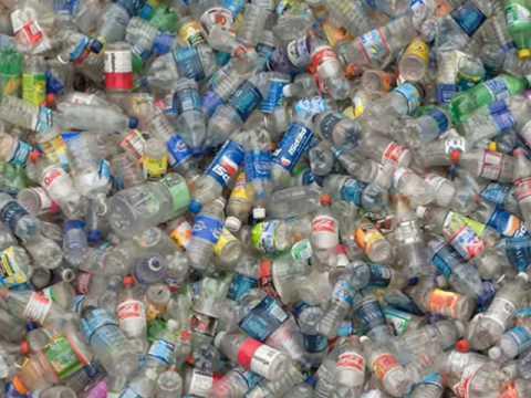 Recycling with Chris Jordan