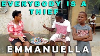 EMANUELLA  GLORIA EVERYBODY IS A THIEF mark angel comedy mind of freeky comedy