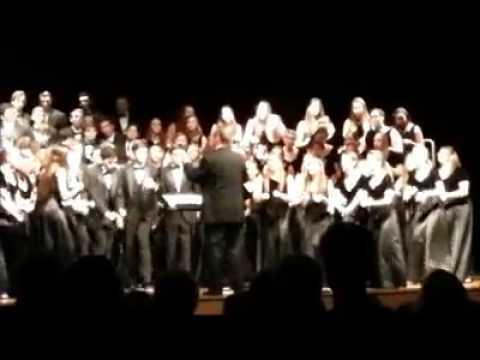 Shumayela- Cary Choral Classic 2014