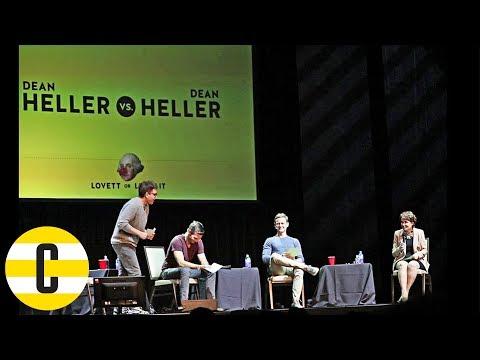 """Jacky Rosen plays """"Dean Heller vs Dean Heller"""""""