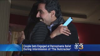 Man Proposes To Girlfriend At Pennsylvania Ballet's Performance Of 'The Nutcracker'