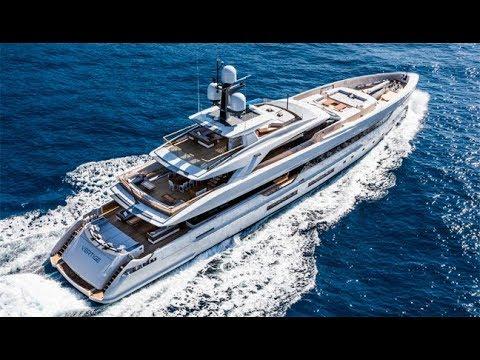 $100,000,000 Million Super Mega Yacht - Beautiful Rich Lifestyle
