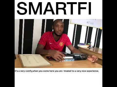 TONY ELUMELU APPLICATION VIDEO FOR SMARTFI.