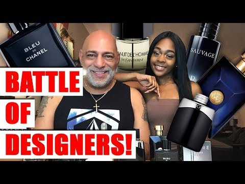 Battle of Designers Chosen by Tracye + Samples GIVEAWAY (CLOSED)