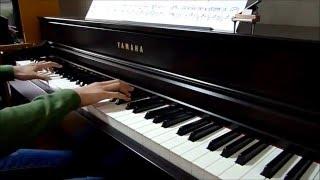 Kwan Gor吳業坤【感激】鋼琴版  piano by CHM