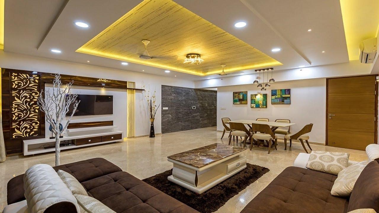 Luxurious 4 Bhk Flat Interiors At Lodha Belmondo Gahunje Pune Kams Designer Zone Youtube