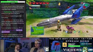 The Single-Stream Playthrough of Star Fox Adventures! Feat. KZXcellent! [2/2]