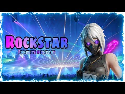 "Fortnite Montage ""Rockstar"" (DaBaby Ft. Roddy Rich)"