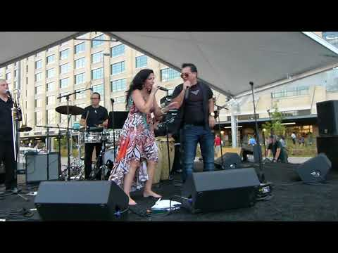 Melina Almodovar & Orchestra Live at Crosstown Concourse Memphis