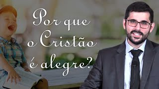Por Que o Cristão é Alegre? (Salmo 16) - Gabriel Junqueira