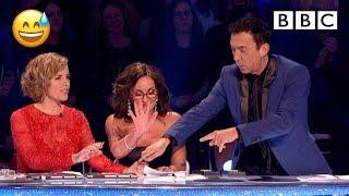 Strictly's BERSERK Lindy Hop-a-thon scoring 😬 - BBC
