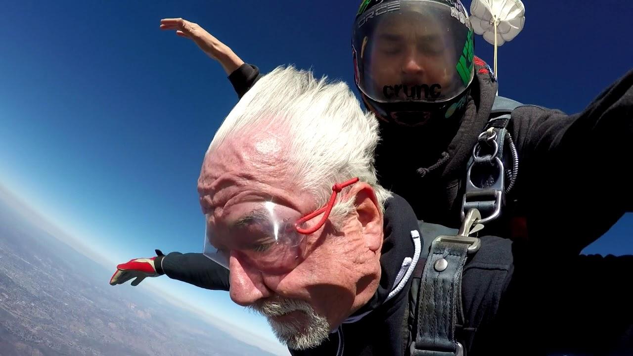 Mark M Skydive San Diego video
