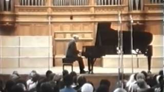 Sviatoslav Richter - Chopin Piano Recital,1976 - Moscow Conservatory