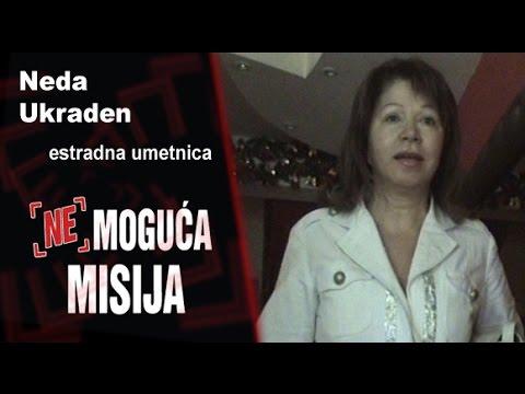 Nemoguća misija - Neda Ukraden