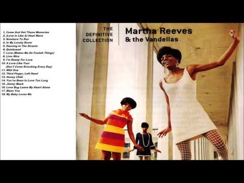Martha & The Vandellas 'The Definitive Collection' [HD]