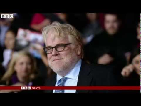 BBC News   Actor Philip Seymour Hoffman dies