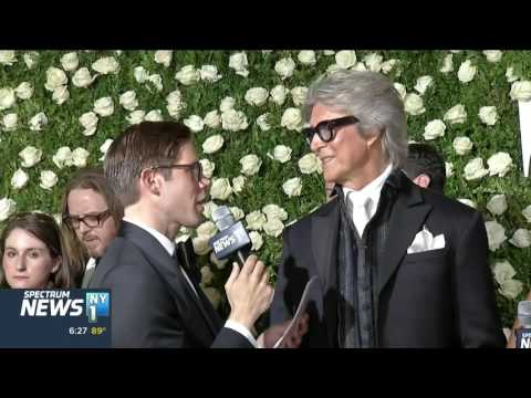 Red Carpet: Christine Ebersole and Tommy Tune (2017)