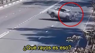 Video de Automóviles Chocando con Pared Invisible Confirmaría Fallos en la REALIDAD
