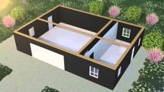 http://www.unit-solutions.com How can I build a cheap Eco House myself. Unit Solutions enables customers to quickly make
