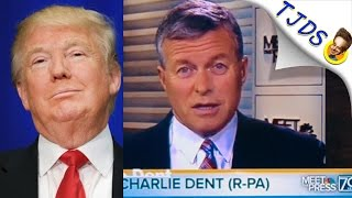 Watch Trump & Republicans Attack EACH OTHER Over Healthcare Defeat
