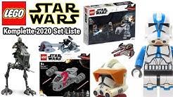 LEGO auf dem richtigen, aber teuren Weg | Alle Star Wars 2020 Set Infos